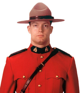 Constable Brock Myrol (Reg 51874)